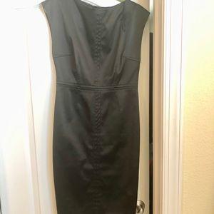Zara Black Aline Dress